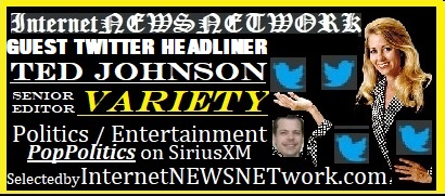 Twitter Spotlight: Ted Johnson @tedstew Senior editor, Variety Washington bureau.